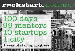 Rockstart Accelerator programa de apoyo a Startups