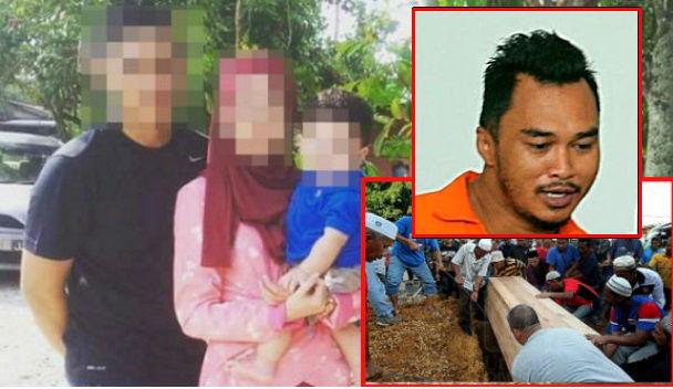 Suspek Pembunuh Kejam Kerani Sekolah Agama Di Dakwa