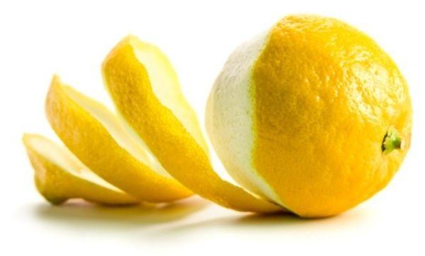 Μην πετάτε ποτέ τις φλούδες λεμονιού...ΔΕΙΤΕ γιατί!
