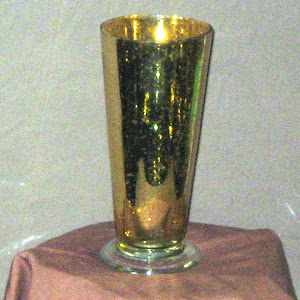 New! Mercury Julep Vase in Gold