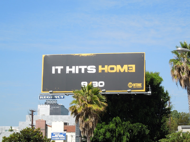 Homeland season 2 teaser billboard
