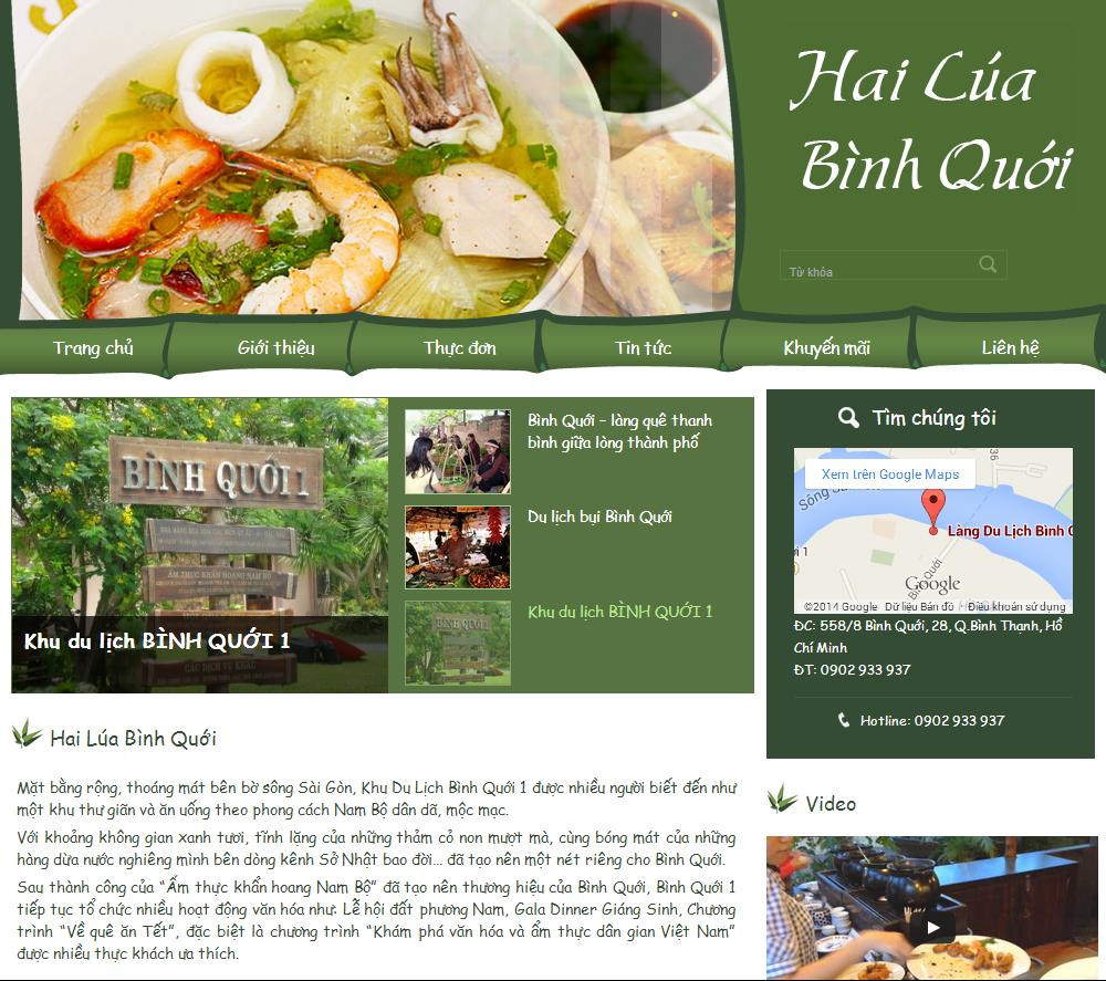 thiết kế website bằng wordpress-happiweb