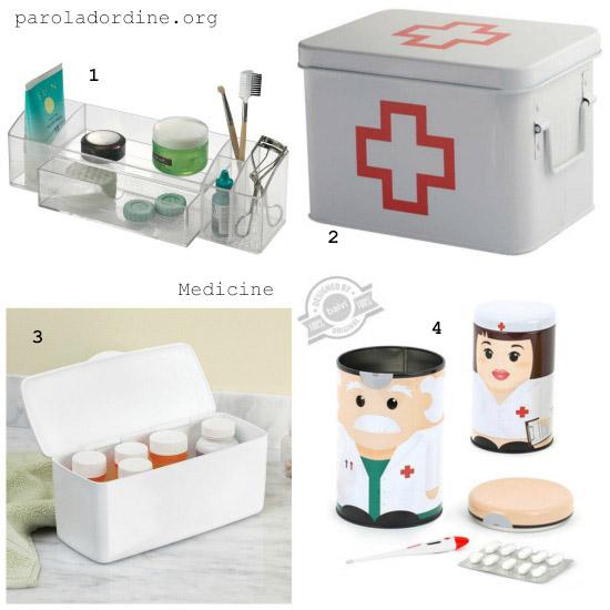 paroladordine-da avere-bagno-medicine