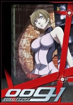 009 1 poster Download Animé 009 1 (Zero Zero Nine One)   MKV Legendado HDTV