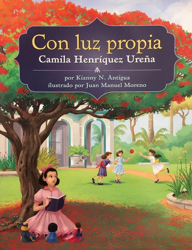 Con luz propia: Camila Henríquez Ureña