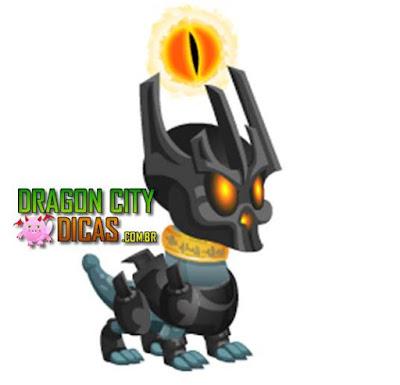 Dragão Senhor do Escuro