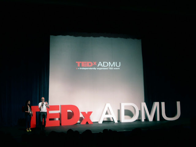 EXCUSE MY FRENCH: TEDxADMU