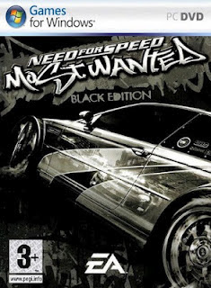 Need For Speed (NFS) Most Wanted Black Edition Rip