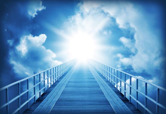 la puerta del cielo