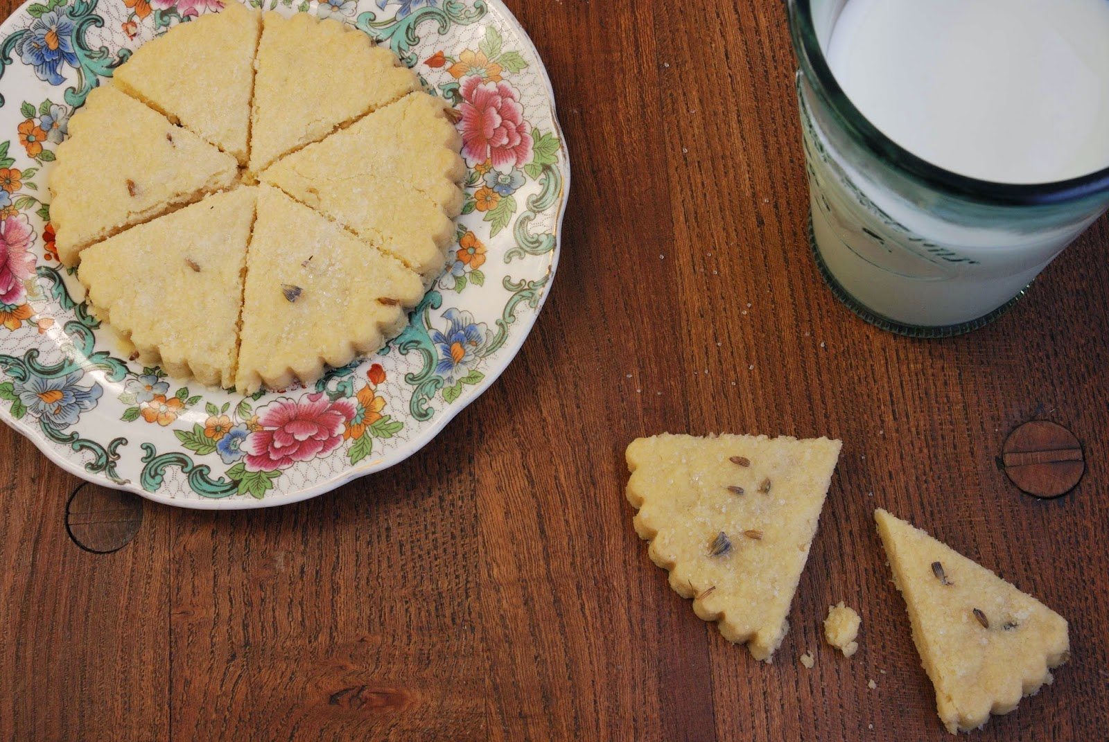 recipe scottish shortbread