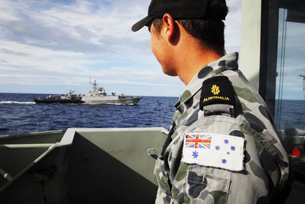 TNI AL dan AL Australia siap gelar latihan New Horizon Ex-15
