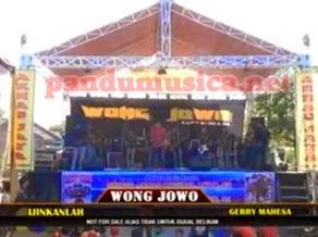 Album Wong Jowo Live Balongpanggang Gresik 2014