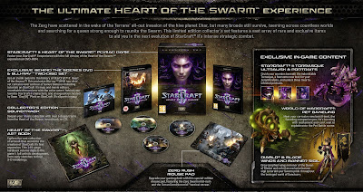 starcraft ii heart of the swarm promo StarCraft II: Heart of the Swarm   Release Date Announced