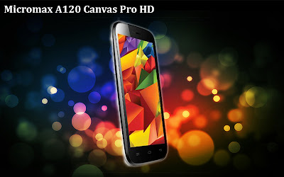 MICROMAX A120 CANVAS HD PRO FULL SPECIFICATIONS
