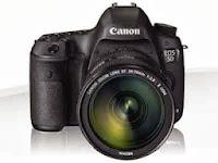 Canon EOS 5D Mark III  full-frame 22,3 MP fotocamere con 61 punti di messa a fuoco automatica e 6 fps di scatto continuo