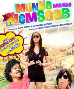 Munna Mange Memsaab 2014 Hindi HDRip 480p 350mb