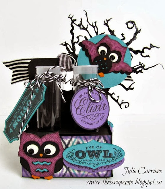 CTMH-Halloween-Treat-Holder