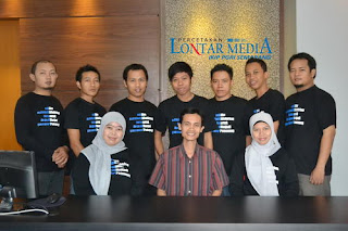 Percetakan Lontar Media, Digital & Offset Printing