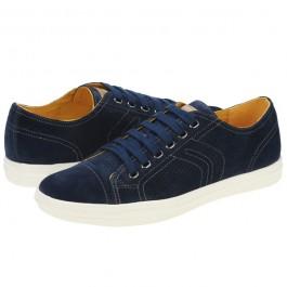 Pantofi casual barbati Geox blue