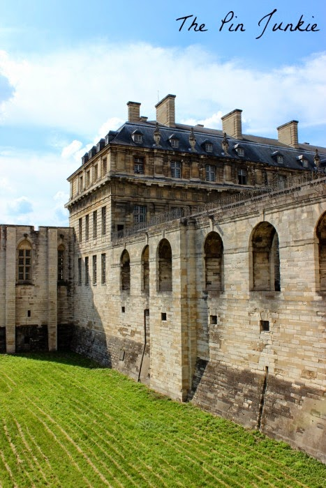 chateau de vincennes paris france