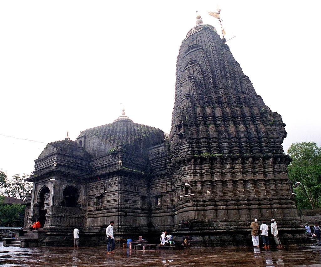 Nashik India  city pictures gallery : Trimbakeshwar, Nashik, Maharashtra ~ Popular Temples of India