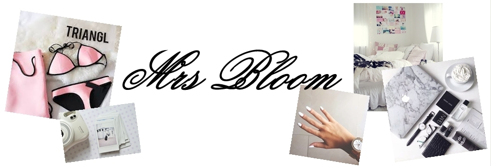 Mrs Bloom