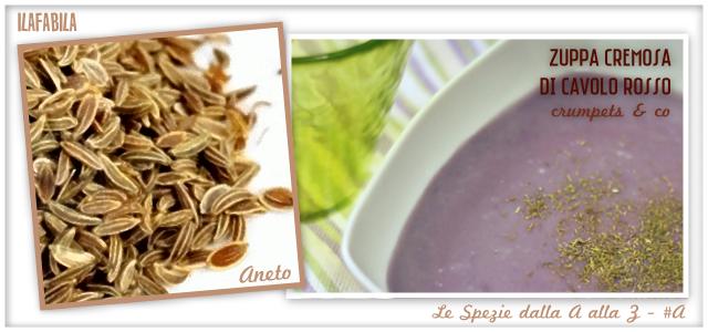 Aneto - Zuppa Cremosa di Cavolo Rosso - Crumpets & Co -