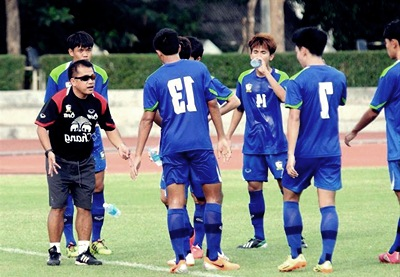 Prediksi Thailand U19 vs Philippines U19, AFF U19 26-08-2015