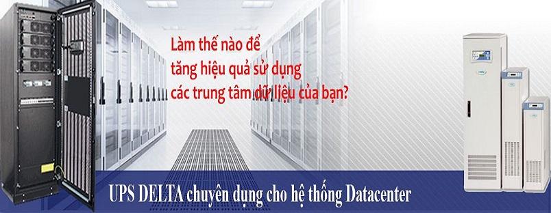 UPS Chuyên dụng cho hệ thống Datacenter
