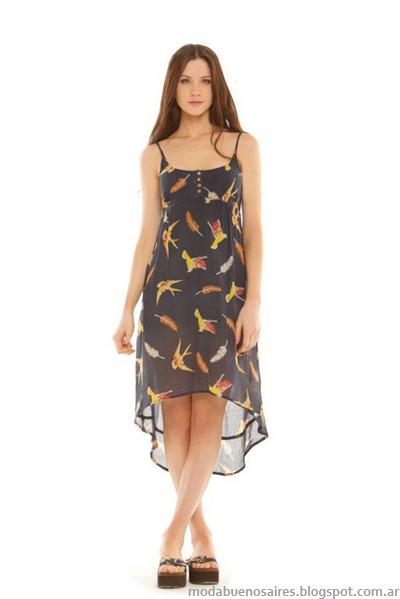 Moda 2013. Cook 2013 vestidos de verano.