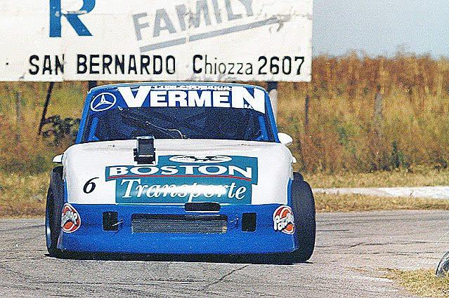 16 de febrero, 1997 / EL TC CORRIA EN SANTA TERESITA SU ULTIMA CARRERA EN LA RUTA