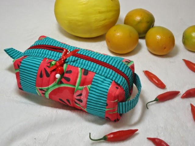 costura da melancia