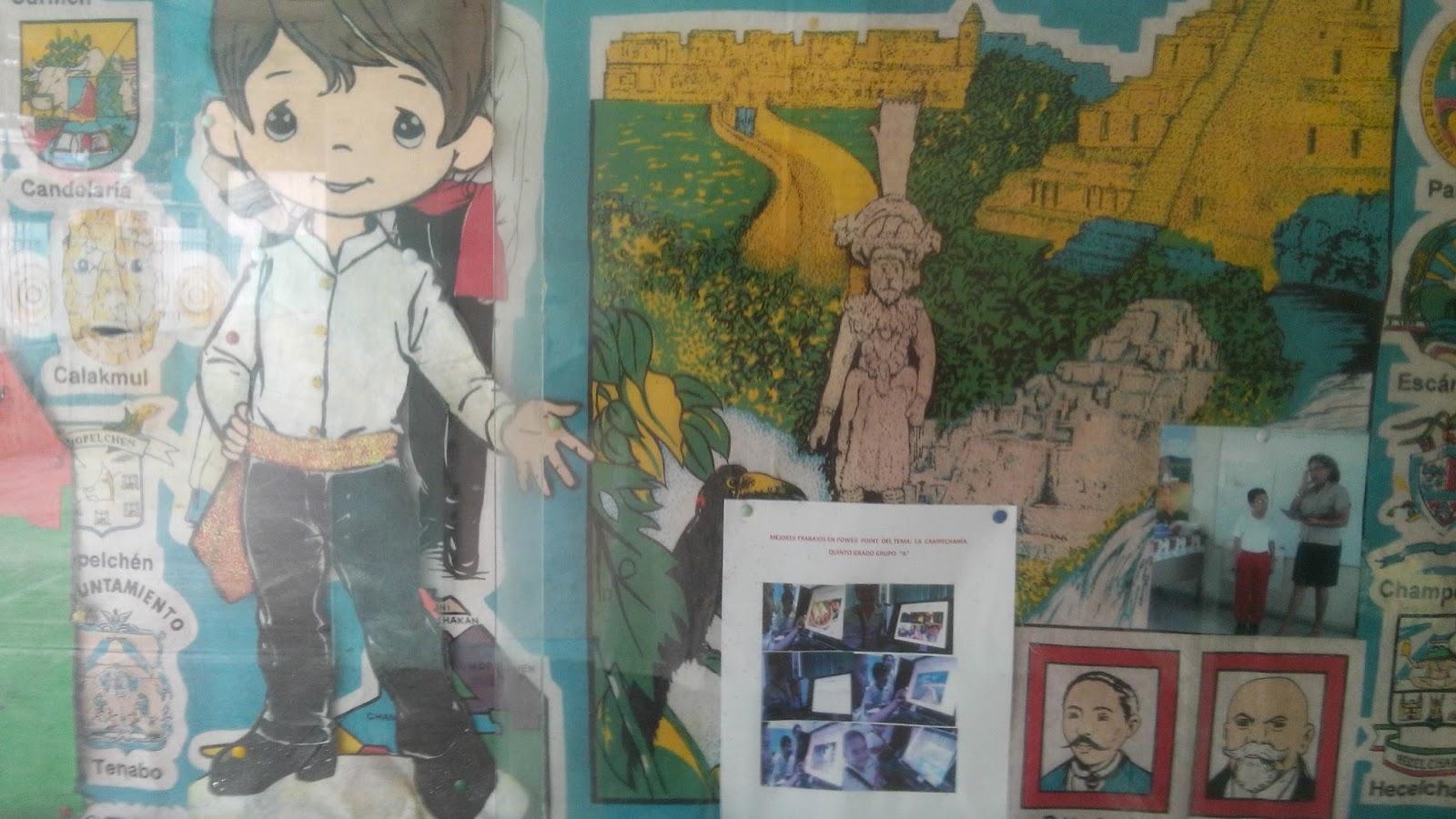 Escuela primaria felipe carrillo puerto seccion 2 for Contenido del periodico mural