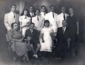 Edmundo Barbosa - família