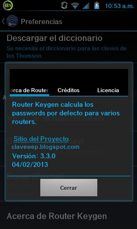 Aplicacion Para Android Claves Wifi
