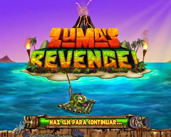 Zuma's Revenge Full version PC Game No need registration ...
