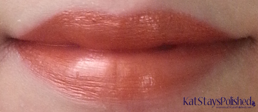 Glossybox for Harper's Bazaar - September 2014 - OCC Lip Tar - Authentic | Kat Stays Polished