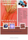Exposición Colectiva en el Orfeo Graciens