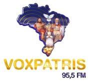 ouvir a Rádio Vox Patris FM 95,5 ao vivo