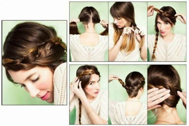 peinados faciles paso a paso a paso faciles y rapidos
