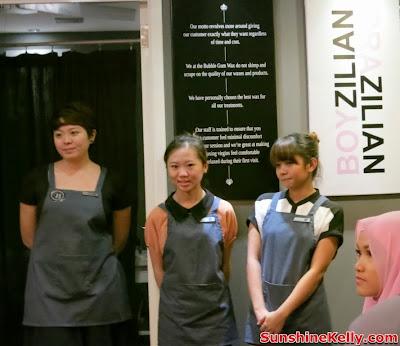 BubbleGum Brazilian Wax, Bubble Gum Wax, Sri Hartamas, Girlie Party, Brazilian Wax, wax expert