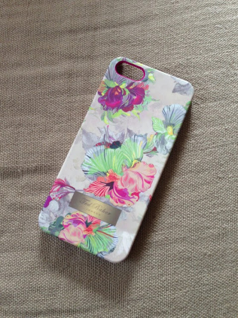ted baker iPhone cover
