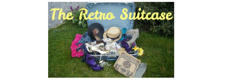 The Retro Suitcase