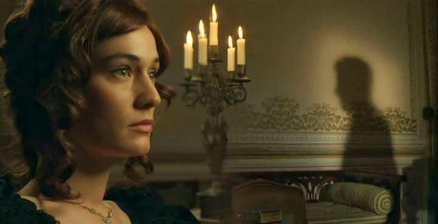 Clotilde Hesme as Elisa de Montfort in Mysteries of Lisbon , Directed by Raúl Ruiz