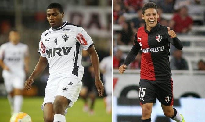 Atlas vs Atletico Mineiro en vivo