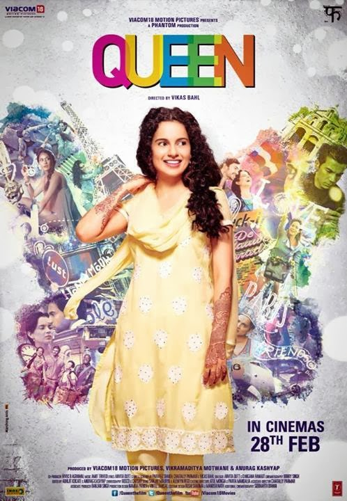 Queen (2014) Watch Online Full Movie Free Download DVDScr Rip | Full Movie