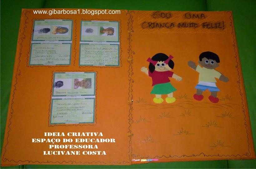 Muito Março 2013 | Ideia Criativa - Gi Barbosa Educação Infantil VB85