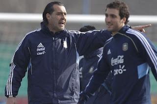 Sergio Batista ve a Argentina en la final