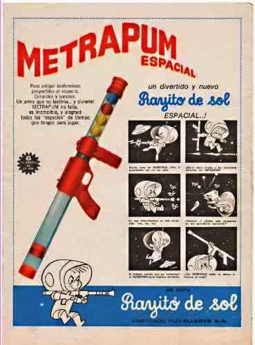 METRAPUM ESPACIAL