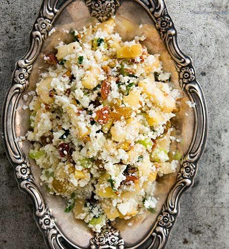 "How to Make Cauliflower ""Couscous"" Recipe"